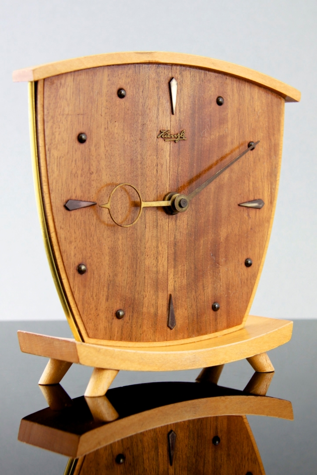 woodwork clock designs